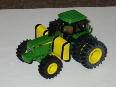 Amazon.com: John Deere New Generation Tractors (Farm Tractor Color